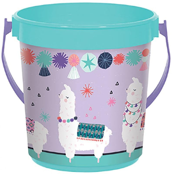 Amscan | Llama Fun Treat Container | Llama Party Theme & Supplies