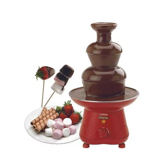 Chocolate Fountain Hire Includes Chocolate