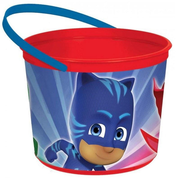 PJ Masks Treat Bucket | PJ Masks Party Supplies
