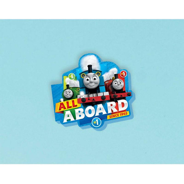 Amscan | Thomas the Tank Engine All Aboard Notepad | Trains Party Theme & Supplies