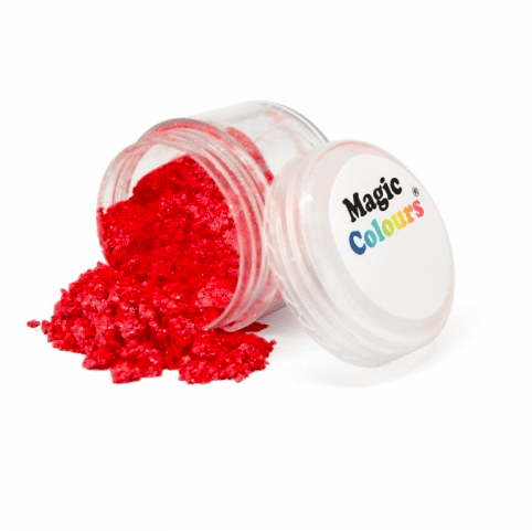 Magic Colours | Magic Colours Lustre Dust - Shiny Red |