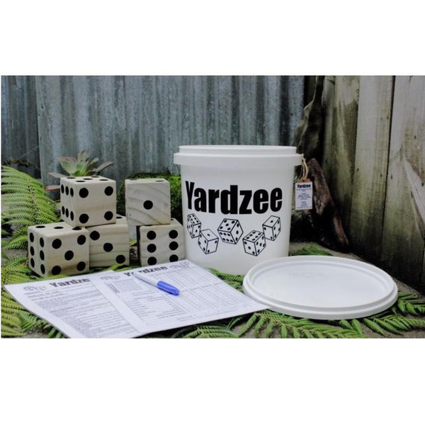 Yardzee Game Hire