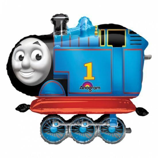 Anagram | Thomas the Tank Engine Foil Balloon Jumbo Airwalker | Thomas the Tank Engine Theme & Supplies