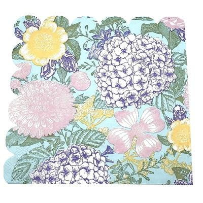 Sunday | Botanical Napkins | Botanical Party and Theme Supplies