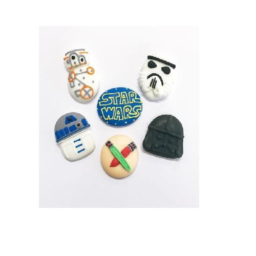 Star Wars Icing Decoration