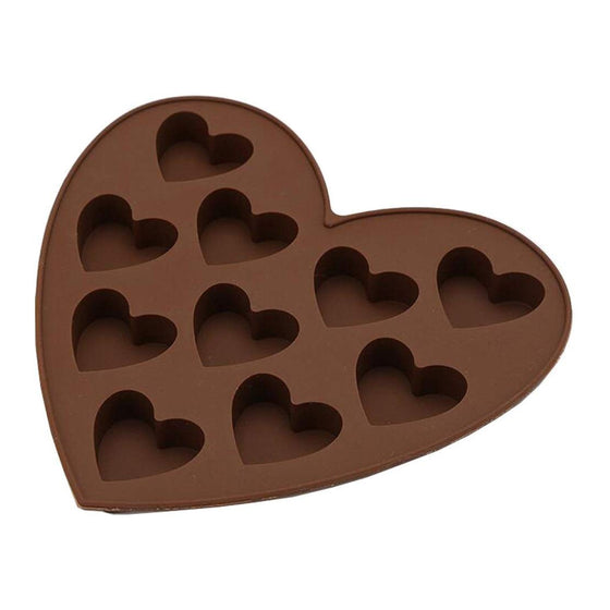 Heart Silicone Mould