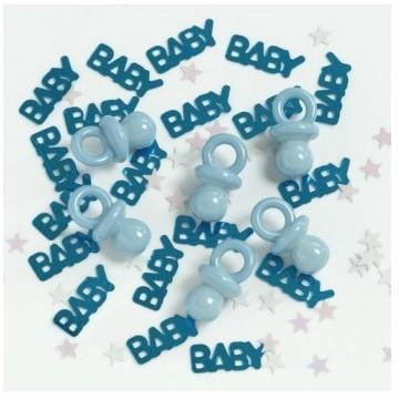 Creative Converting | Its a Boy Pacifier Confetti