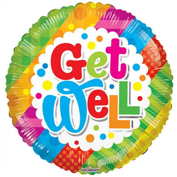 Get Well Balloon | Get Well Soon Balloon