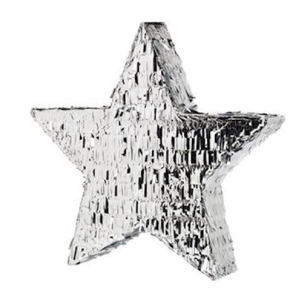 Happy Day | Foil Star Pinata