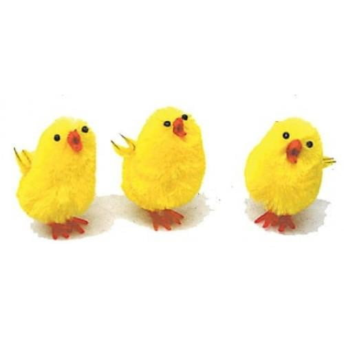 TNW | Easter Chicks - Chenille