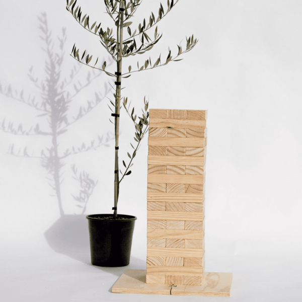 Giant Jenga Hire | Jumbo Jenga Hire | Outdoor Games Hire