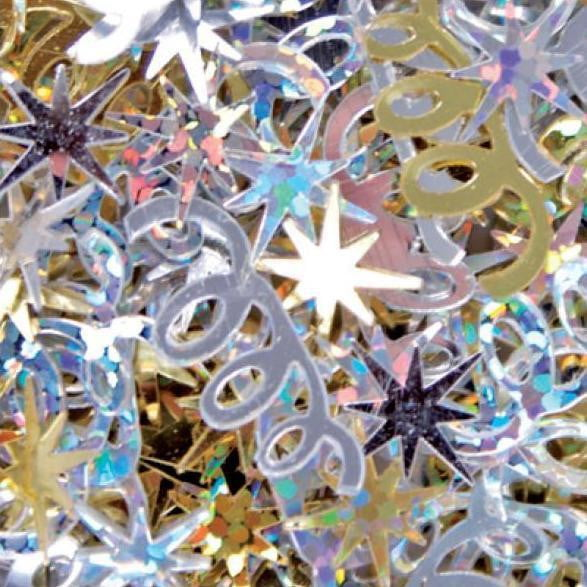 Party Scatters Stars and Streamers | Party Scatters theme and supplies