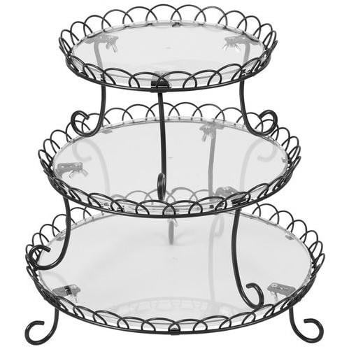 Wilton | Wilton 3 Tier Iron Treat Stand