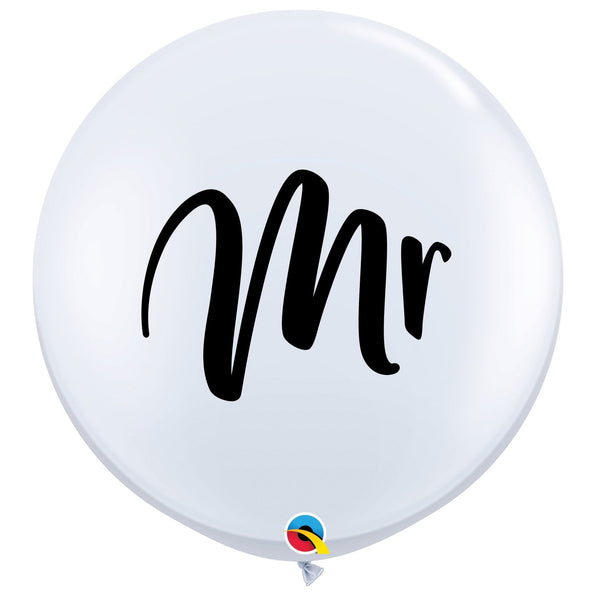 Mr Jumbo Balloon | Wedding Balloons | Wedding Decorations