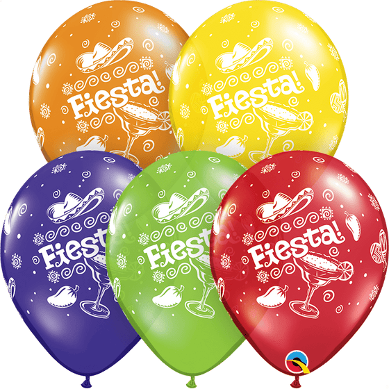 Fiesta Balloons | Fiesta Party