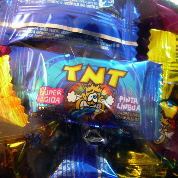 TNT Lollies | Party Bag Fillers