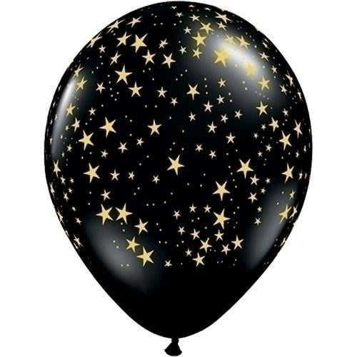 Gold Star Balloon | 21st Birthday Party