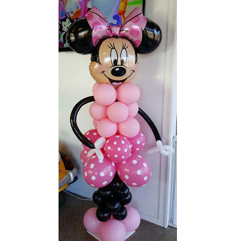 Minnie Mouse Balloon | Minnie Mouse Party Supplies