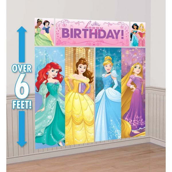 Disney princess scene setter | Disney princess party supplies