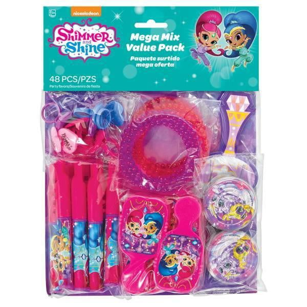 Shimmer and Shine Party Bag Fillers | Shimmer and Shine Party Supplies