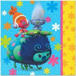 Trolls Napkins | Trolls Party | Trolls Movie