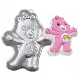 Care Bear's Cake Tin | Care Bears Party theme and supplies