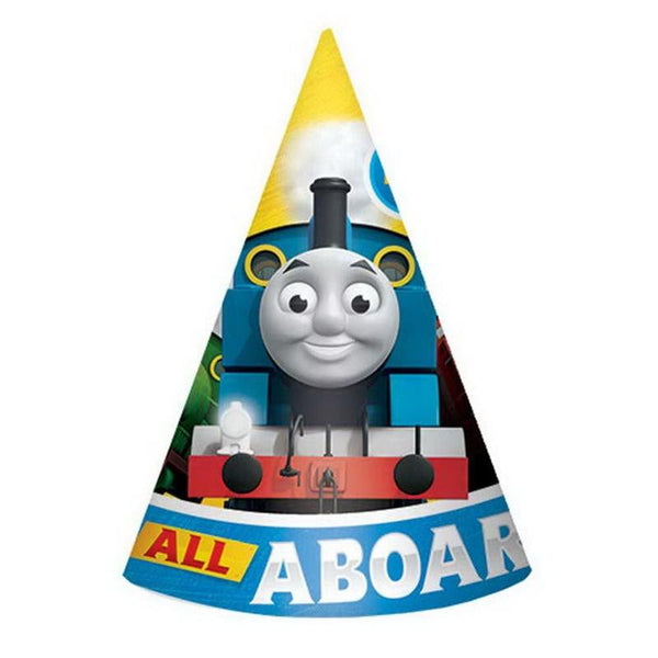 Thomas the Tank Engine Party Hats | Thomas the Tank Engine Party Supplies