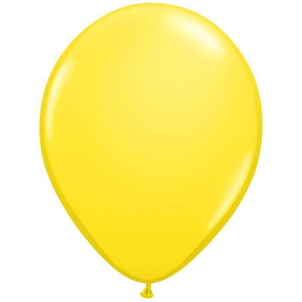 Qualatex | Yellow Balloon | Baby Shower Supplies