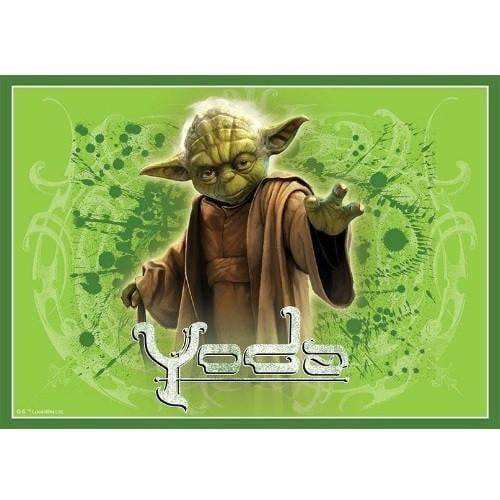 Star Wars Yoda Edible Cake Image - A4 Size  | Star Wars Party Theme & Supplies