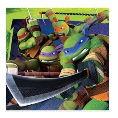 Designware | Teenage Mutant Ninja Turtles Napkins - Lunch