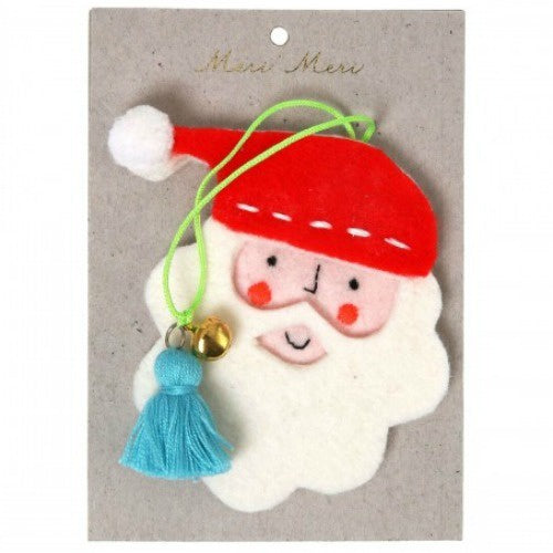 Meri Meri | Santa Decoration | Christmas Decorations