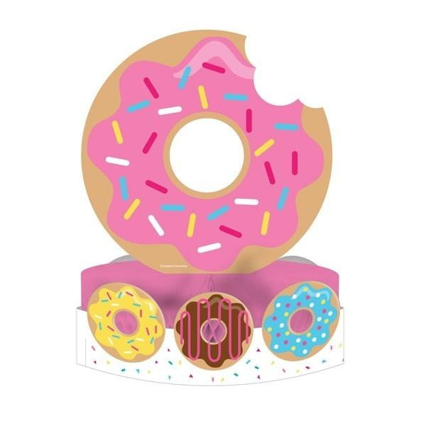 Donut Time Centrepiece | Donut Party Supplies