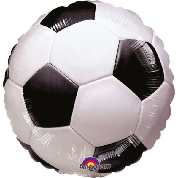 Soccer Ball Foil Balloon | Soccer Party Supplies