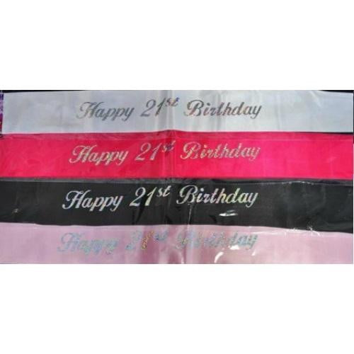 Buy 21st Birthday Party Decorations Online at Build a
