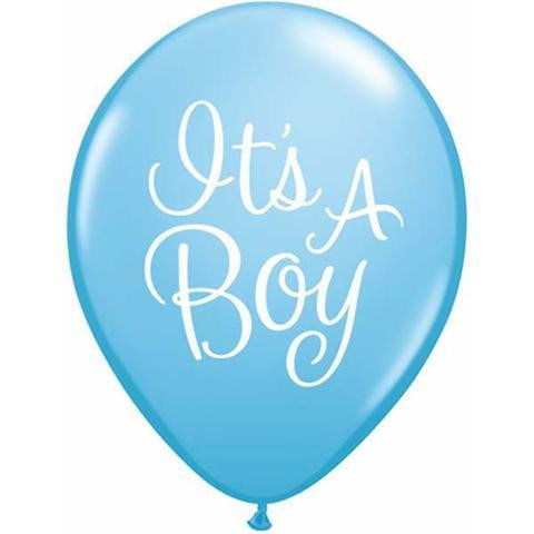 It's a Boy Balloon | Baby Shower Balloons | Gender Reveal Balloons