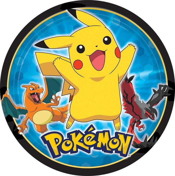 Pokemon Edible Cake Image | Pokemon Party