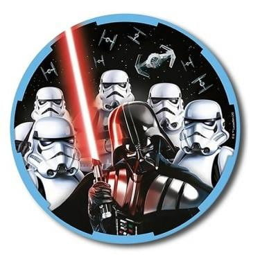 Star Wars Plates | Star Wars Party Supplies