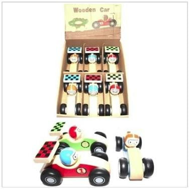 Wooden Race Car | Racing Cars Party Theme & Supplies
