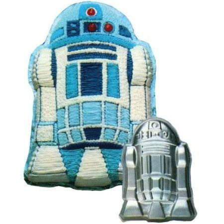 Star Wars R2D2 Cake Tin Hire