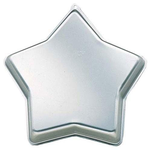 Wilton | Star Cake Tin | Kids Birthday Party Supplies
