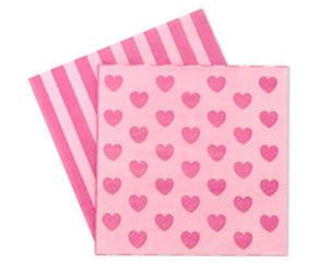 Paper Eskimo | Pink Napkins | Pink Party Theme and Supplies
