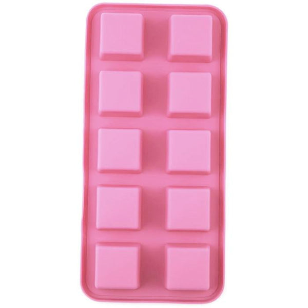 Square Silicone Mould | Minecraft Party Theme and Supplies