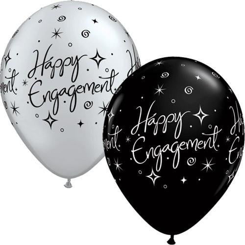 Qualatex | Happy Engagement Balloon