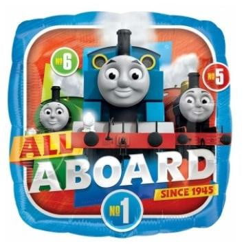 Anagram | Thomas the Tank Engine All Aboard Foil Balloon