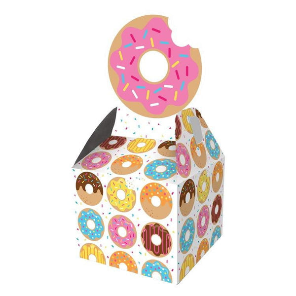 Donut Treat Box | Donut Party Supplies