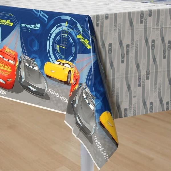 Disney Cars Table cover | Disney Cars party supplies
