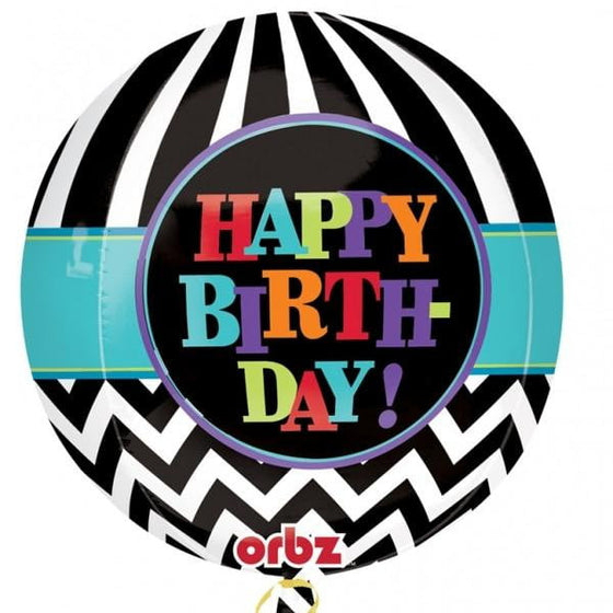 Happy Birthday Balloon | Kids Birthday Party Supplies