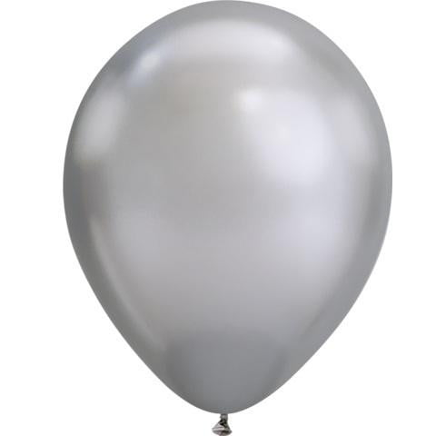 Qualatex | Chrome Balloon - Silver