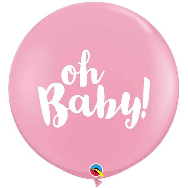 Giant Baby Shower Balloon | Baby Shower Supplies