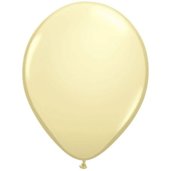 Qualatex | Ivory Silk Balloon | Wedding Balloons Wellington
